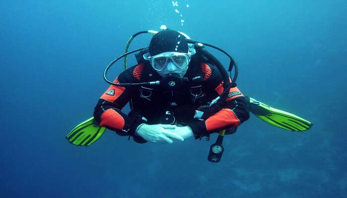 Scuba Diving Bangkok