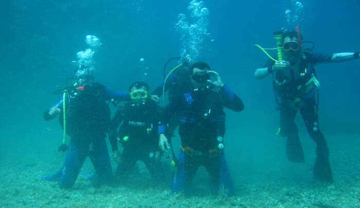 Enjoy Scuba Diving