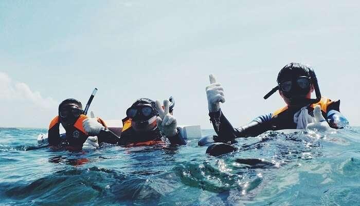 Sea Sky Diving