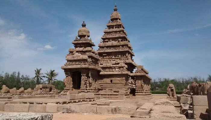 Best temple in Mahabalipuram