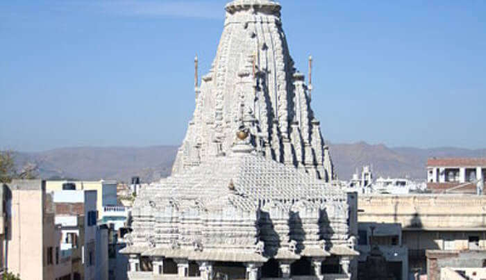 Oldest Temple in Udaipur