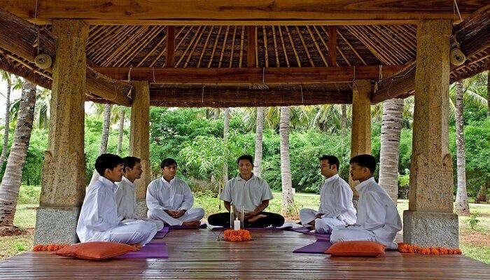Yoga Retreat Resort