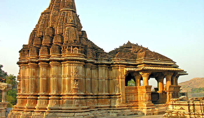 Architectural Beauty of Temple