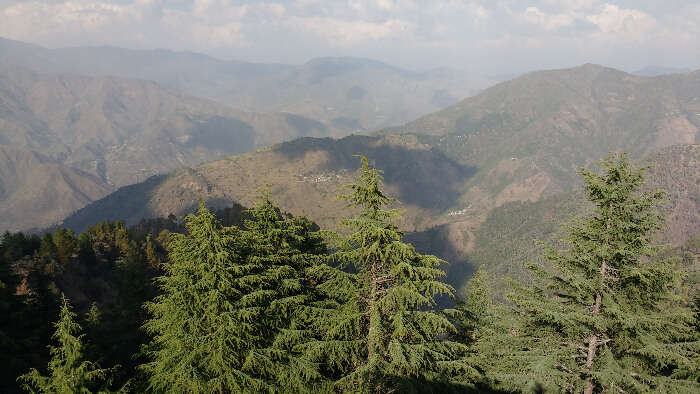 Scenic Point in Lal Tibba