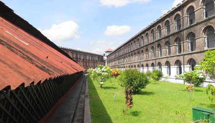 Jail View