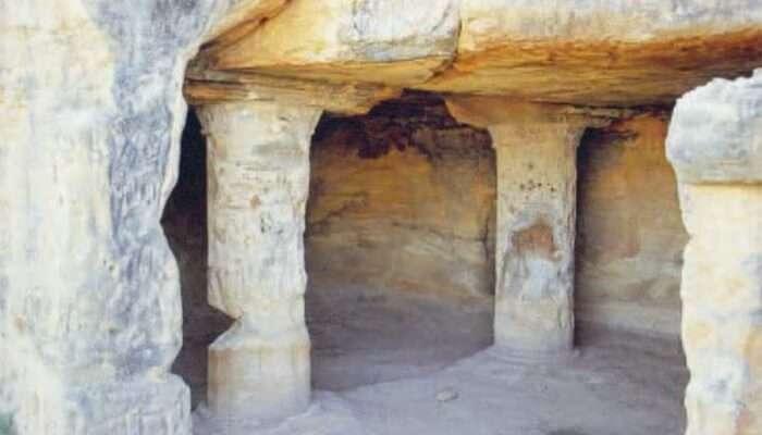 Siyot Caves View