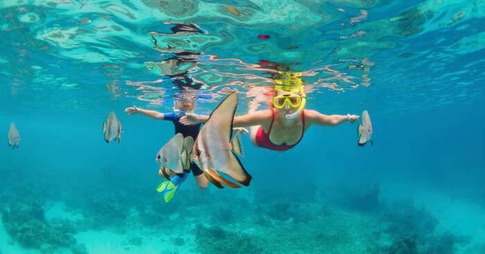 Snorkeling In Phuket og