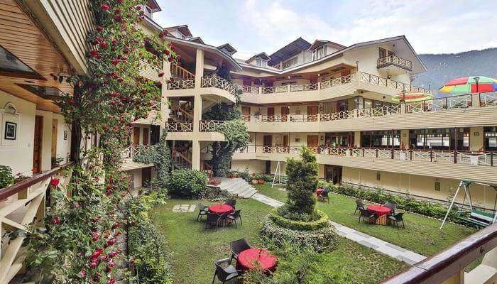 Snow Valley Resorts View