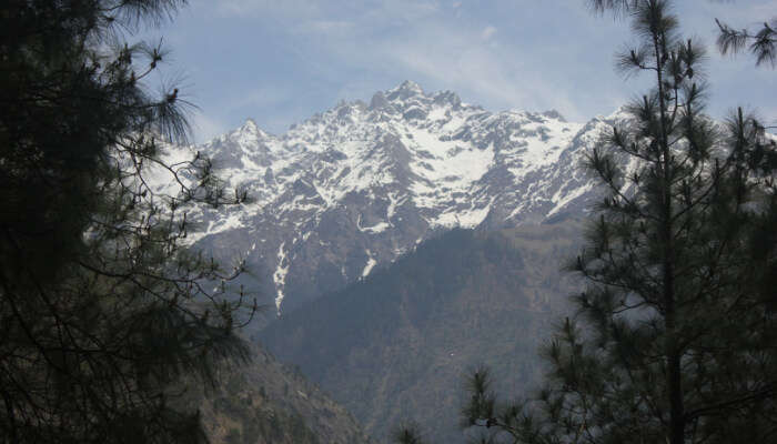 Snowfall In Kasol cover