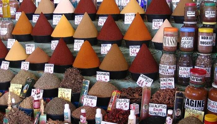 Goa Spice Market