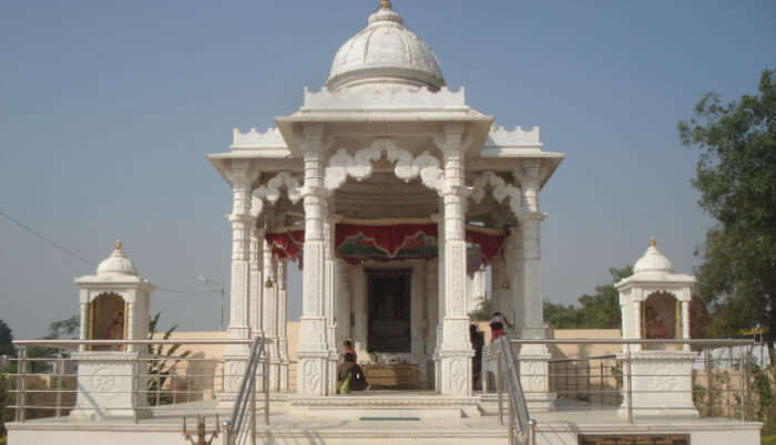 Temple in Kumarakom