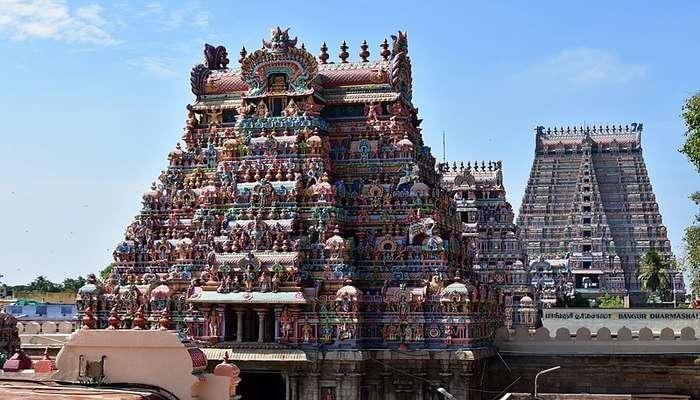 Sri Ramaswamy Temple In Karimpuzha