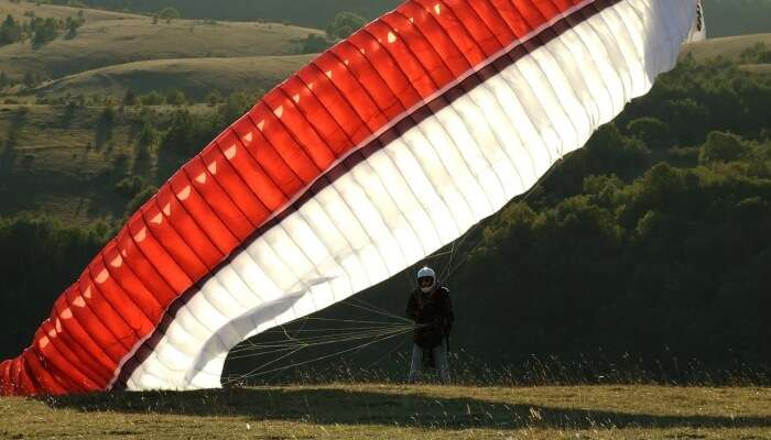 Best Place for Paragliding