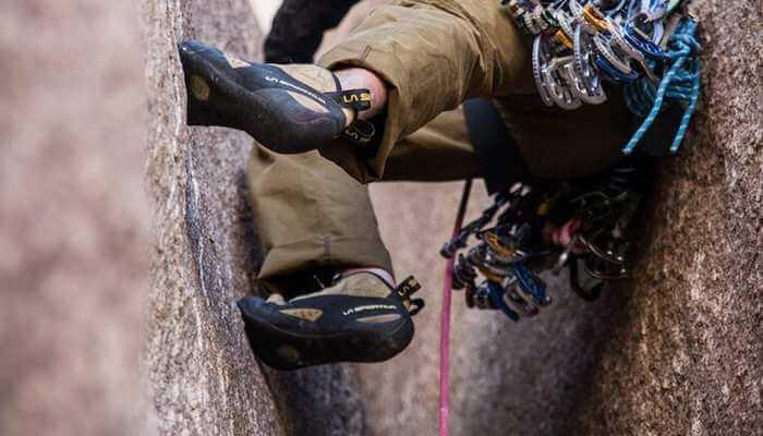 Stiff Climbing