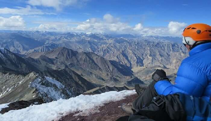 Reasons To Take Stok Kangri Trek
