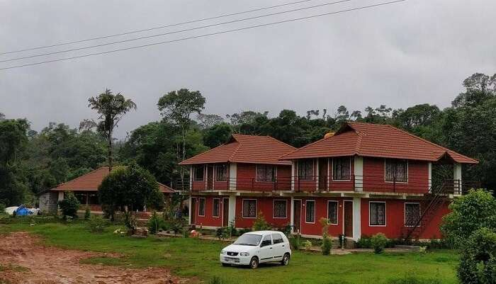 Stream Edge Homestay In Sakleshpur