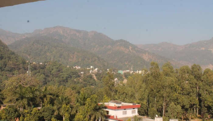 Ashram View In Pauri