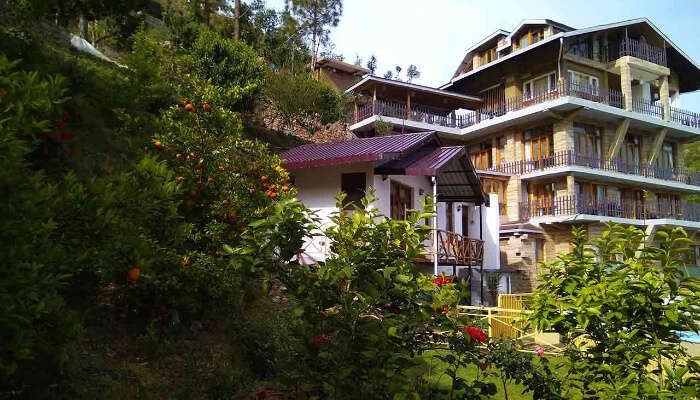 Beautiful Resort in Solan