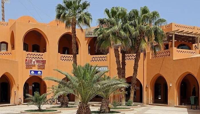 Tamr Hena Museum egypt