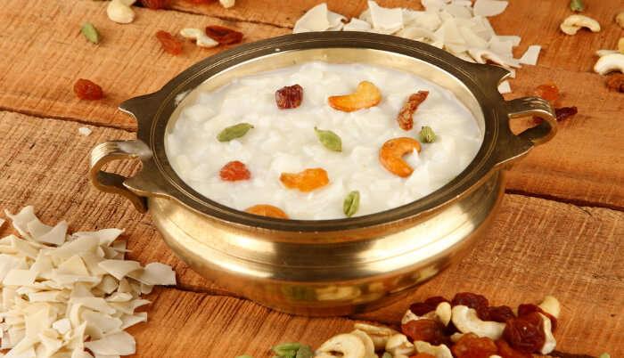 Milk Porridge