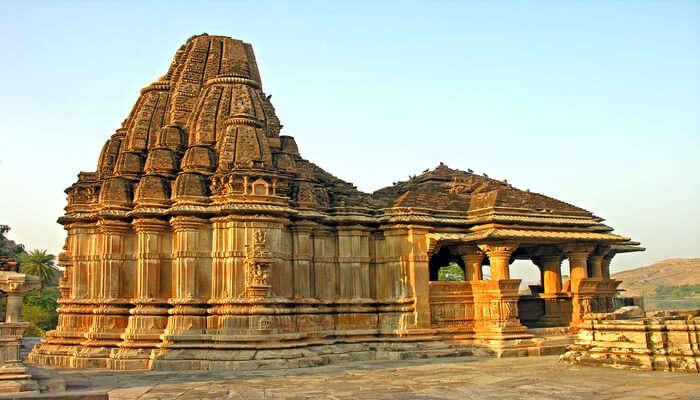 The Eklingji Temple