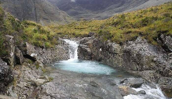 natural pools in scotland