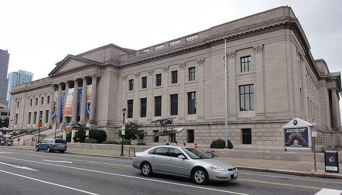 The Franklin Institute Science Museum In Philadelphia