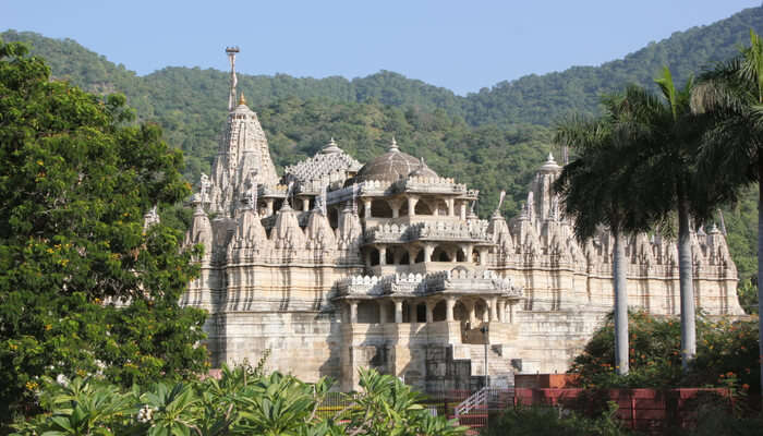 The Ranakpur Jain Temple