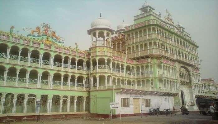 The Rani Sati Temple