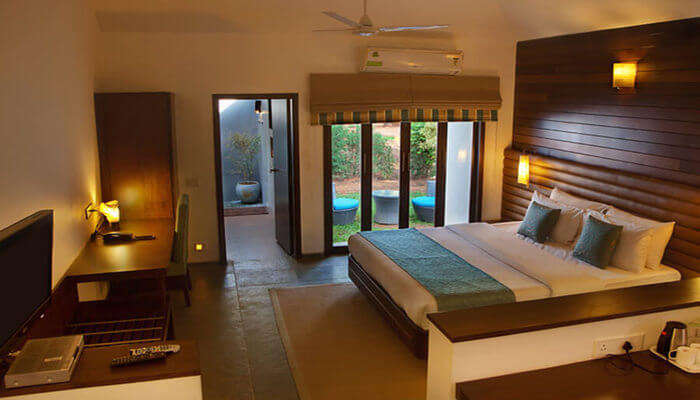 The Windflower Prakruthi Resort