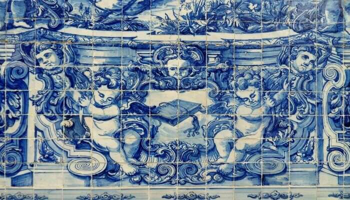 Azulejos Tiles in Goa