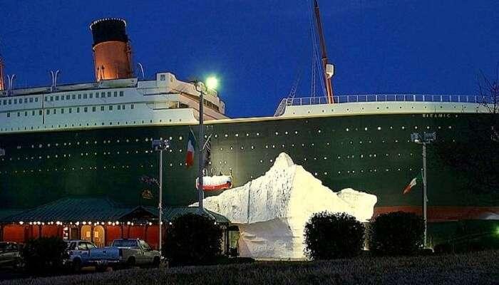 Titanic Museum In Missouri