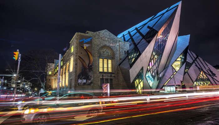 Toronto Museums cover