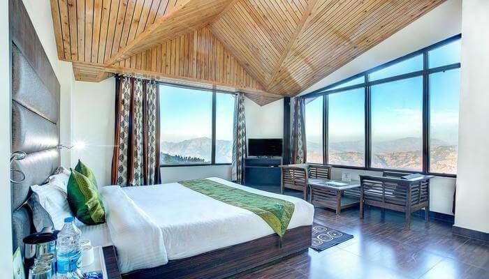 Treebo Trend Snow View Resort