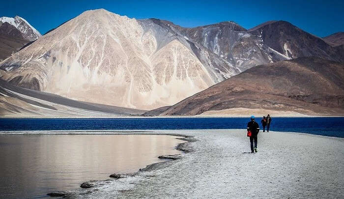 enjoy trekking in Ladakh