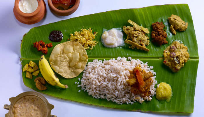 Local Cuisine of Kerala
