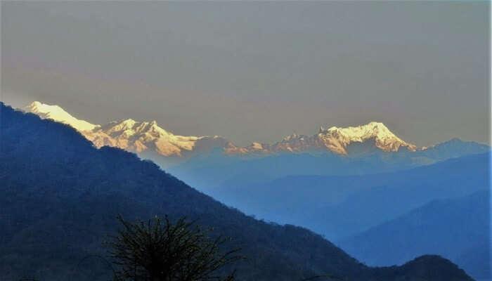 Tshokha to Dzongri