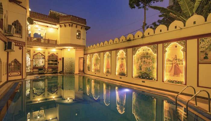 Umaid-Bhavan in Jaipur