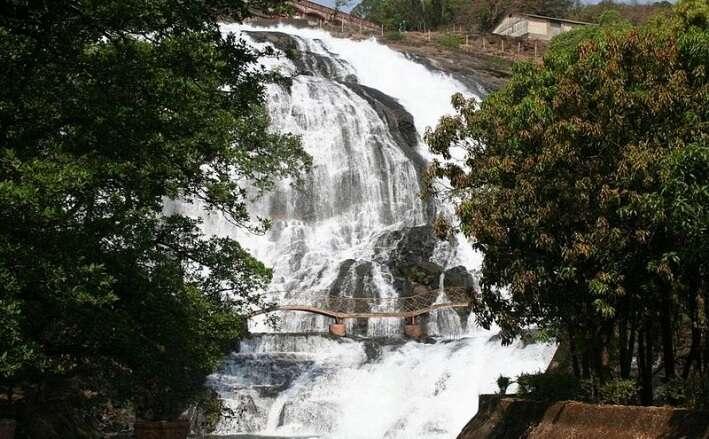 Umbrella Falls Bhandardara