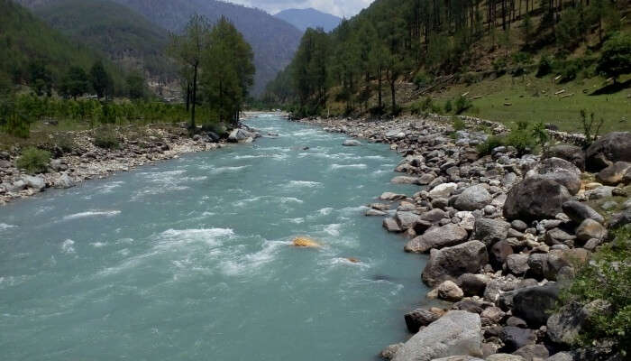 River of Uttarkashi