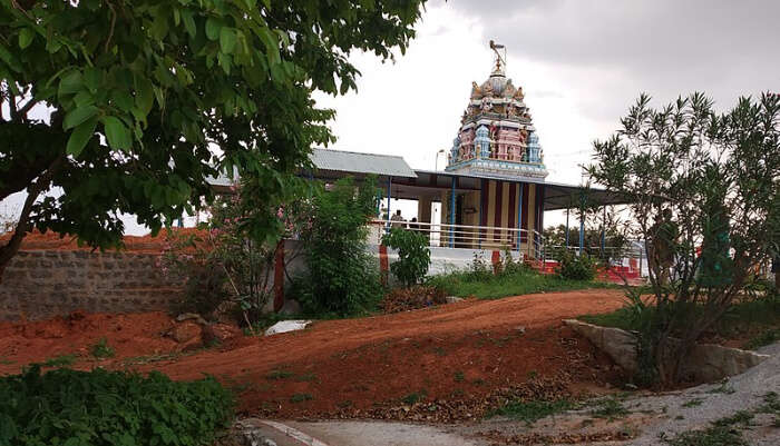 Temple in Yelagiri