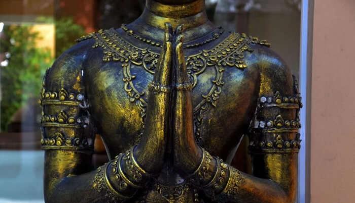 Statues of Lord Buddha