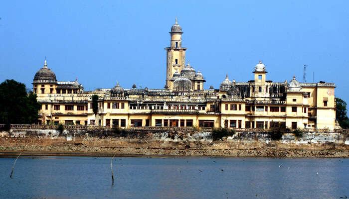 Palace mandir view
