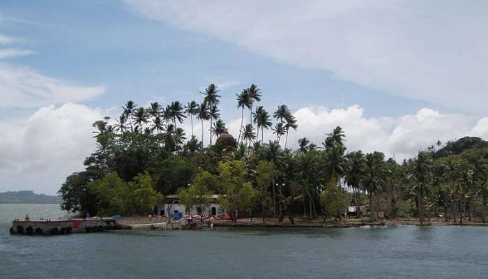 Viper Island In Andaman