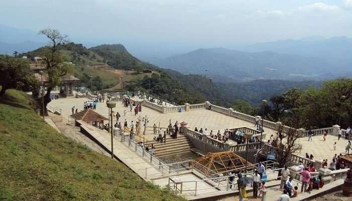 Virajpet View Near Coorg