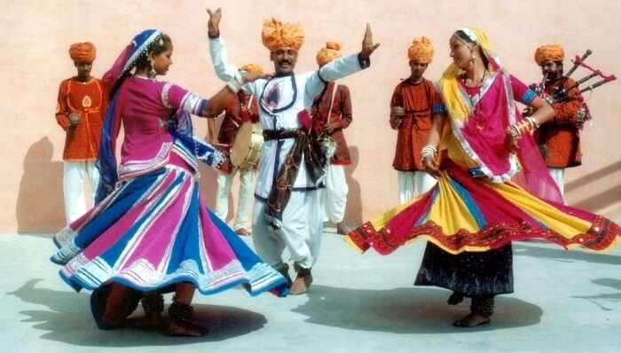 Cultural shows in Jaisalmer