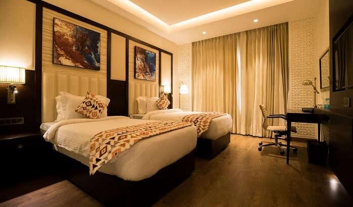 enjoy a comfortable stay