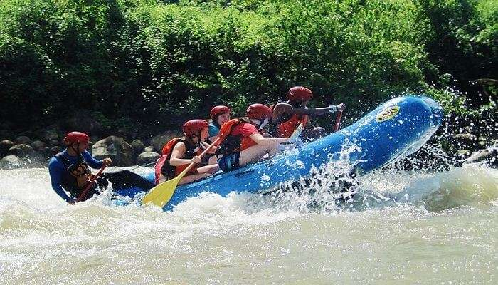 A Favourite With Adventure Junkies in Goa