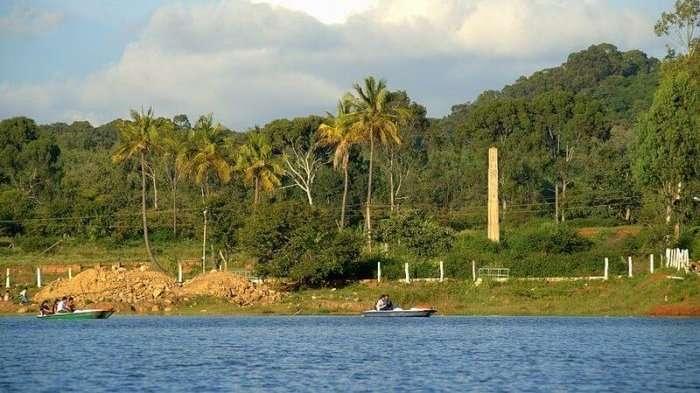 view of yelagiri lake