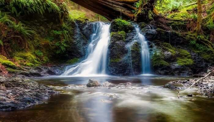 Yerravaram Waterfalls in Lambasingi
